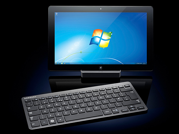 Samsung Slate Tablet Bilgisayar
