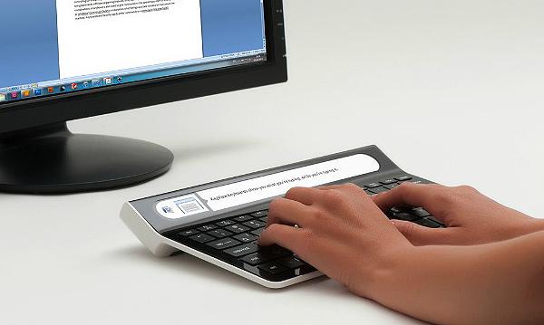 smartype ekranlı klavye