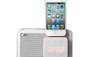 LG iPhone docking hoparlör