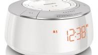 Philips dijital saatli radyo