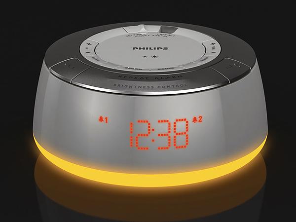 Philips saatli radyo