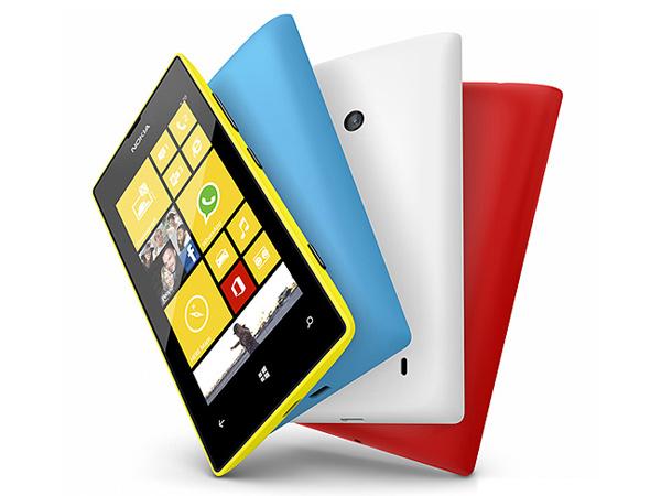 Nokia Lumia 520 cep telefonu