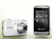Nikon Android fotograf makinesi