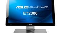 ASUS ET2300 hepsi bir arada bilgisayar serisi