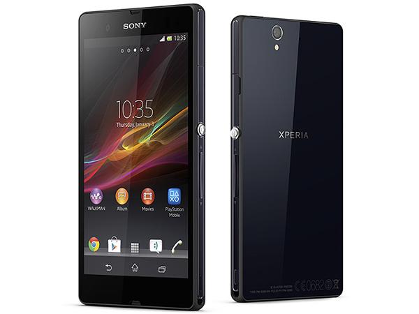 Sony Xperia Z cep telefonu