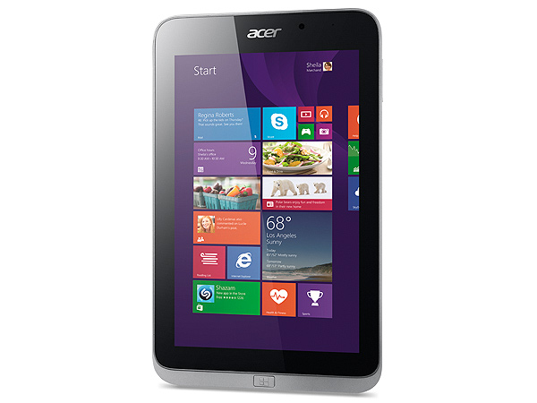 Acer Iconia W4 tablet