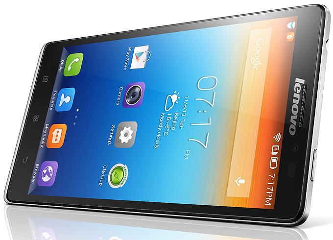 Lenovo Vibe Z akıllı telefon
