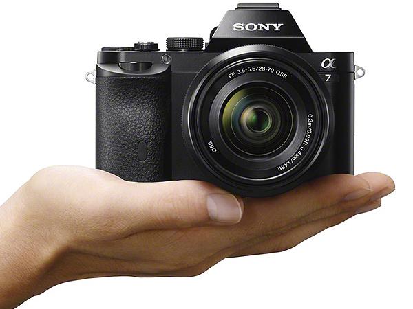 Sony Alpha fotoğraf makineleri