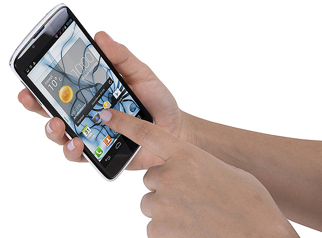 Casper VIA V4 akıllı cep telefonu