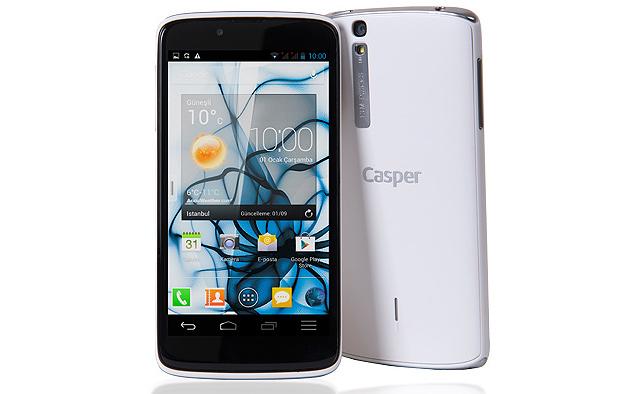 Casper VIA V4
