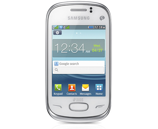 Samsung REX telefonlar