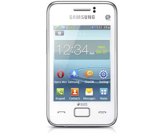 Samsung REX cep