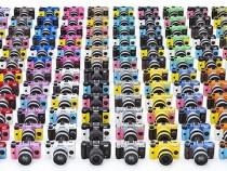Pentax Q7 DSLR fotoğraf makinesi