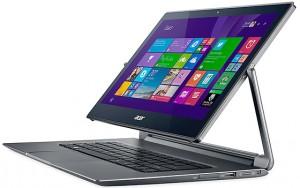 Acer Aspire R 13 dizüstü bilgisayarlar