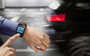 BMW akıllı saat ile park edilebilen otomobil uygulamasını CES 2015 Fuarı'nda sergileyecek