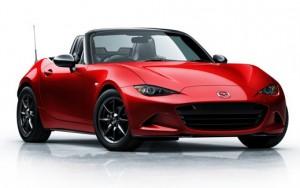 Yeni Mazda Miata boya gerektirmiyor