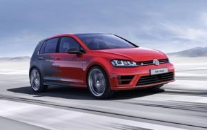 Volkswagen Golf R Touch konsept otomobil
