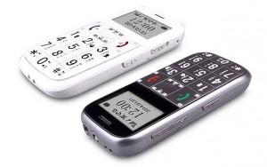 Yaşlılar için cep telefonu Concox GS503