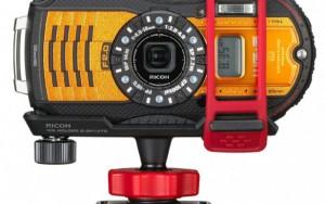Ricoh WG-5 GPS darbelere dayanıklı sugeçirmez fotoğraf makinesi