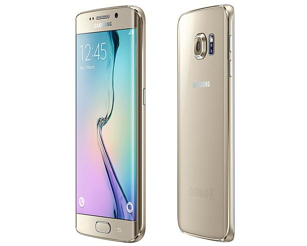Galaxy S6 Edge akıllı telefon