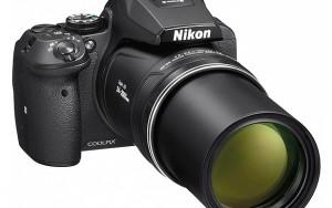 Nikon Coolpix P900 83x optik zum dijital fotoğraf makinesi
