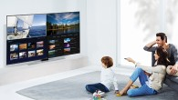 Samsung Curved UHD TV ile tek ekranda 4 içeriğin keyfini çıkarın
