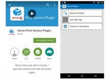 Android cihazlar için ücretsiz baskı uygulaması