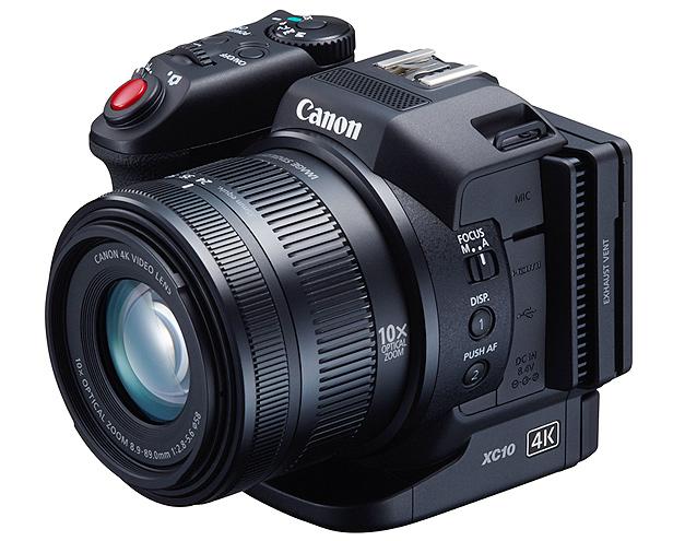 canon xc10 kompakt 4k dijital kamera digitalem