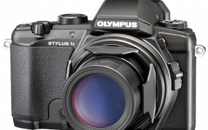 Olympus Stylus 1s fotoğraf makinesi