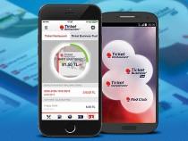 Ticket Türkiye cep telefonu uygulaması
