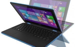 Acer Aspire R 11 dönüştürülebilir ekranlı dizüstü bilgisayarı