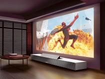 Sony 4K ultra kısa yansıtma açılı projektör
