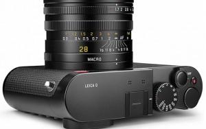 Leica Q kompakt ölçülerde Full Frame fotoğraf makinesi