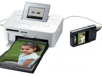 Canon Selphy CP1000 fotoğraf yazıcısı 47 saniyede 100 yıl ömürlü fotoğraf basıyor