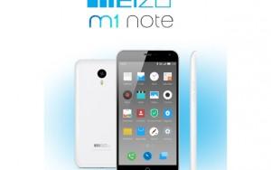 Meizu M1 Note çift hatlı cep telefonu