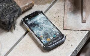 Caterpillar S40 dayanıklı cep telefonu