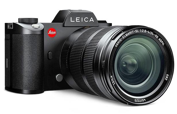 Leica SL Full Frame fotoğraf makinesi