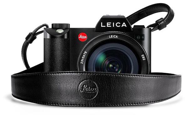 Full Frame Leica SL fotoğraf makinesi