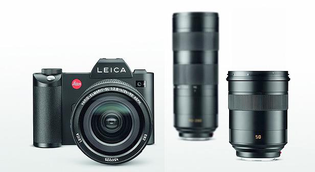 Leica SL fotoğraf makinesi