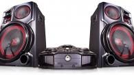 LG X-Boom ses sistemleri