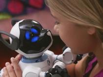 Elektronik robot köpek