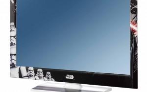 Star Wars temalı LED Televizyon