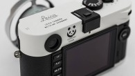 Leica M-P Panda özel tasarım fotoğraf makinesi