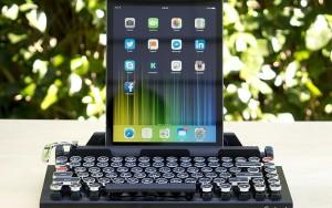 Bluetooth daktilo klavye