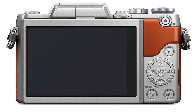 Panasonic Lumix GF8 fotoğraf makinesi