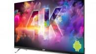 Beko 4K Android Ultraslim TV