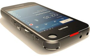 Philips Android ses kayıt cihazı