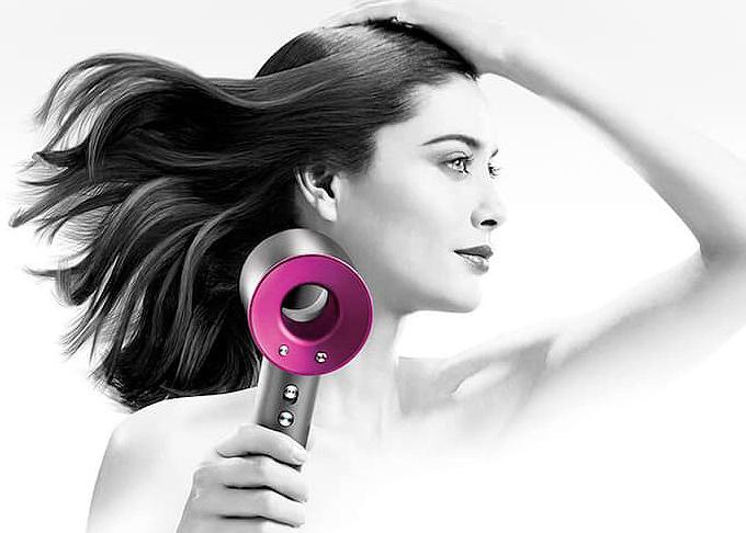Süpersonik saç kurutma makinesi