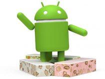 Android Nougat işletim sistemi