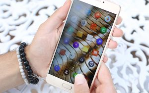 Casper VIA A1 akıllı cep telefonu